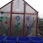 Youth Club greenhouse